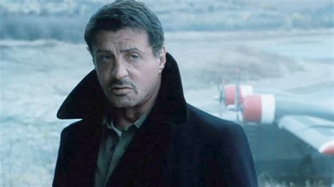 Sylvester Stallones Plane Searched In Australia by The Expendables 2 Trailer 2 Official 2012 1080 Hd