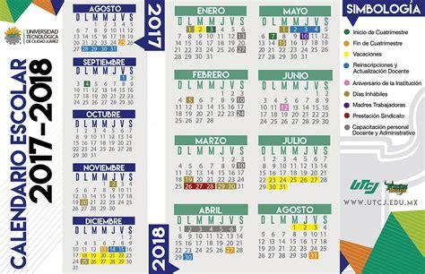 Calendario Escolar Uacj 2015 Calendario 2014 2015