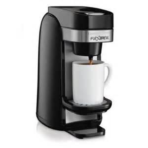 Mr Coffee Keurig Reviews Hamilton Beach 49997 Single Serve Coffee Maker Flexbrew