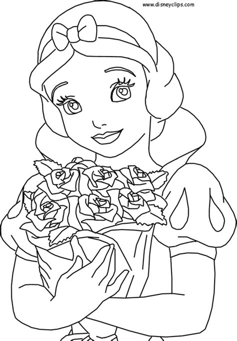 fairytale weddings an coloring book an enchanting coloring book books enchanted tale of a princess snow white 20 snow