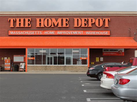 home depot hours west roxbury