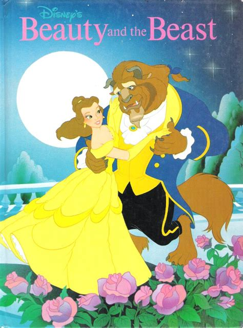 story book pictures and the beast classic storybook disney wiki