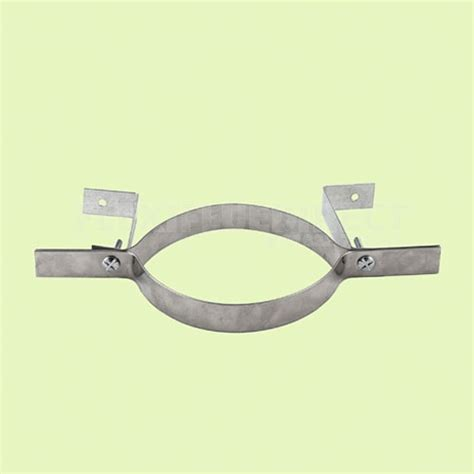 Chimney Flue Support Bracket - 5 quot base support bracket flue liners accessories