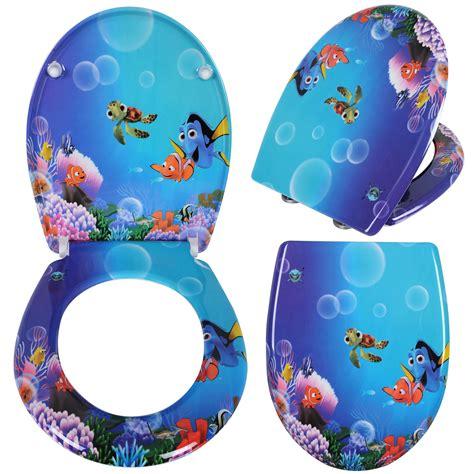 wc deckel blau rx09 hitoiro - Ausgefallene Toilettendeckel