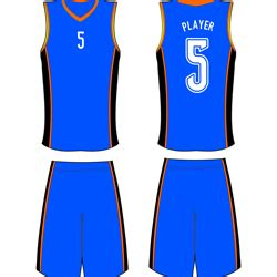 download software desain jersey basket seragam basket tim blue