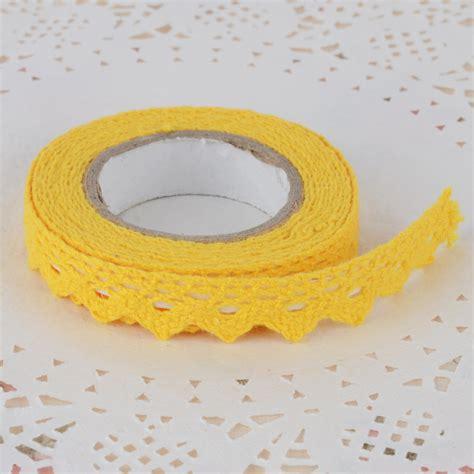 self adhesive cabinet edging tape 2 5m colorful diy self adhesive lace trim ribbon cotton
