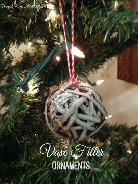 best christmas tree fillers vase filler ornaments diy