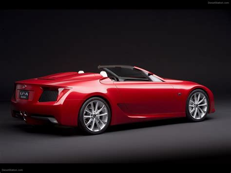 Lexus Lfa Roadster Concept Car Images Car Image 28