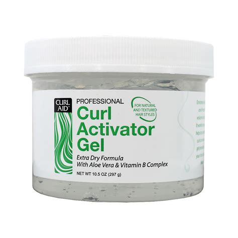 best curl activator gel for hair curl aid curl activator gel extra moisturizing w aloe for