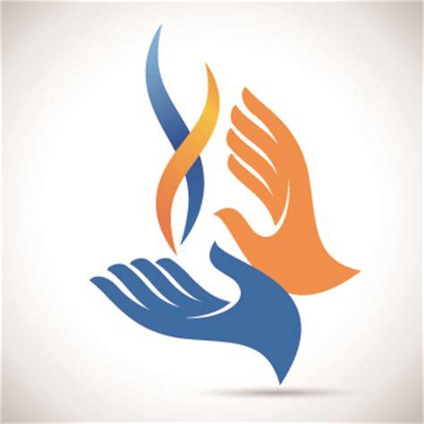 hands logo design vector   millions vectors stock