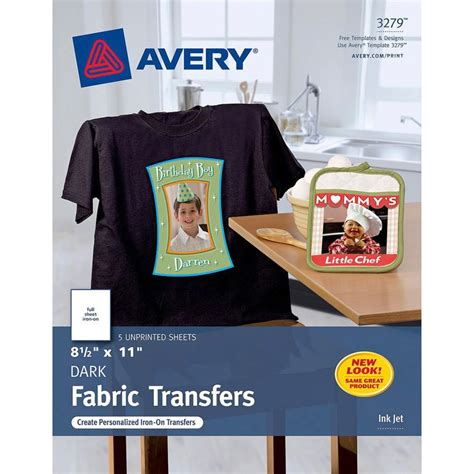 free t shirt transfer templates avery 3279 avery t shirt transfer ave3279 ave 3279