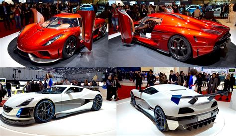 koenigsegg regera electric motor geneva 2016 the electric rimac concept s and hybrid