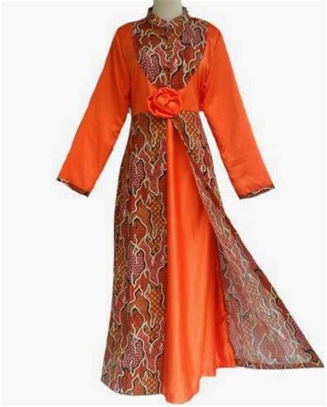 Model Jubah Terbaru model terbaru jubah batik wanita modern elegan di jual murah