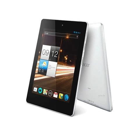 Android Acer Ram 1gb acer iconia a1 810 7 9 quot 16gb hdd 1gb ram android 4 2 white tablet ebay