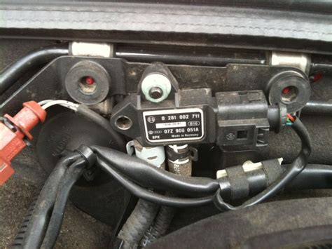 Audi A4 Differenzdrucksensor by 8e B7 Ladedruckproblem Beim 2 0tdi Bpw