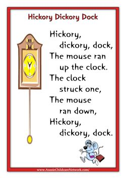 rock the boat nursery rhyme rhymes posters aussie childcare network