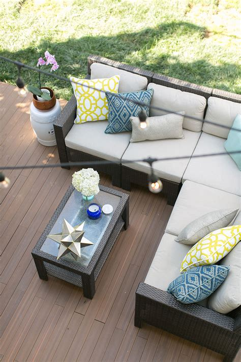 Patio Flooring Home Depot - how to lay deck flooring on a concrete patio