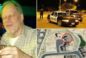 Las Vegas Shooter Criminal Record Home Daily Mail