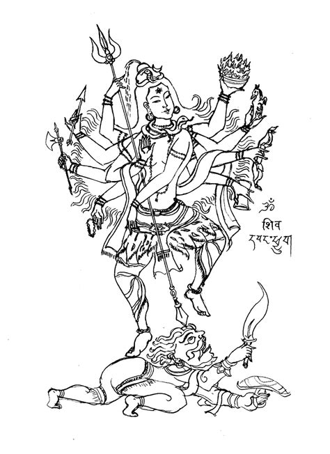 coloring pages of the world in god s hands shiva 8 bras india bollywood coloring pages for