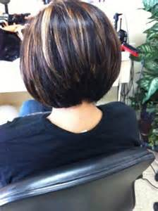 back pictures of a line bob hair cut 20 best stacked layered bob bob hairstyles 2017 short