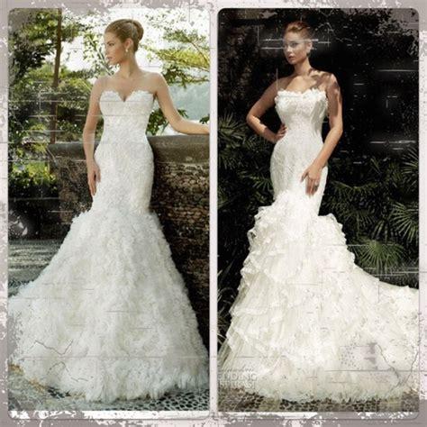 Wedding Hairstyles For Mermaid Dress by Hair Style Mermaid Wedding Dress Dress Ideas