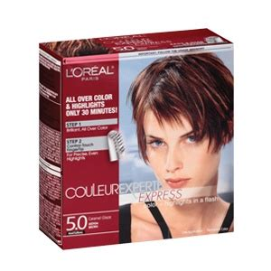 loreal ginger twist highlight placements couleur experte hair color highlighting kits l oreal