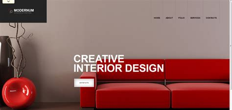 make your website interior design yola best websites for interior design ideas