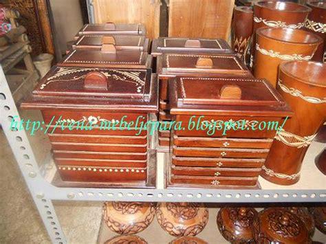 Souvenir Tempat Buah Lipat Kayu Jati Mebel Jepara Furniture hiasan dan asesoris kayu jati murah tempat lilin kayu