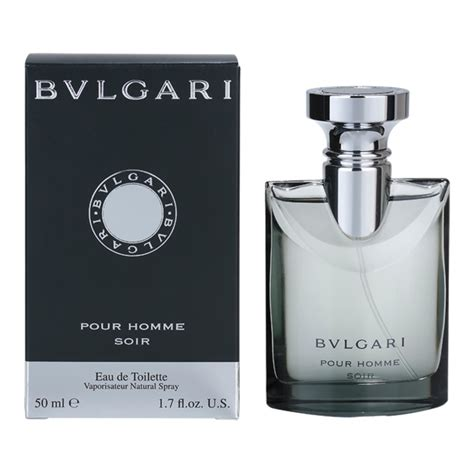 Parfum Bvlgari Pour Homme Soir bvlgari pour homme soir eau de toilette pentru barbati