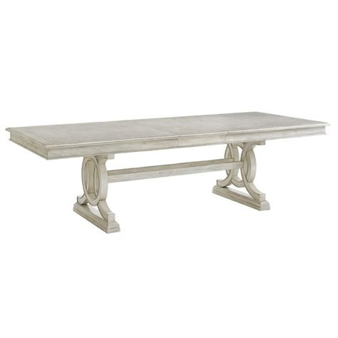 Extendable Trestle Table by Oyster Bay Montauk Extendable Trestle Dining