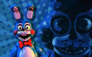 Toy bonnie wallpaper five nights at freddy s 2 by jetiopia on