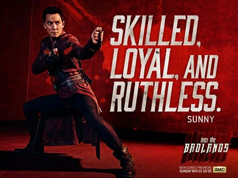 out of the badlands tv show m a a c daniel wu to star in martial arts series into