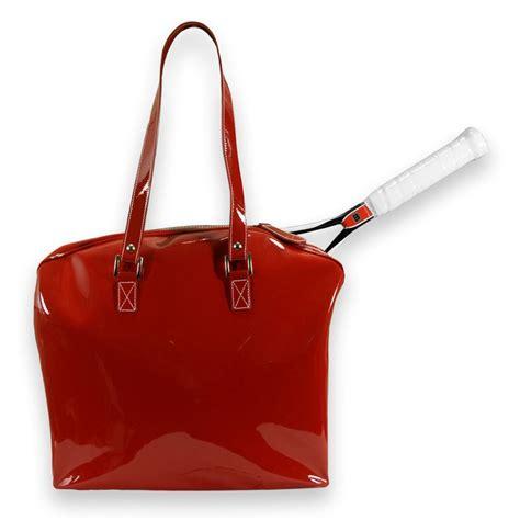 Tennis Media Leather Tote by Cortiglia Belvedere Leather Tennis Bag Tennis Bags