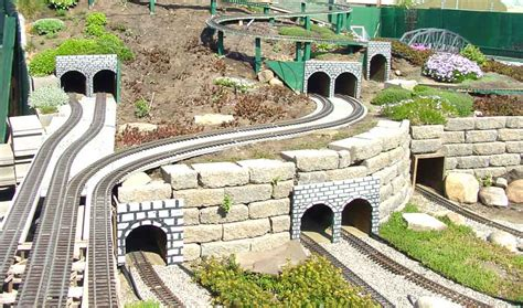 garden railway layouts big sky garden railway nanton ab