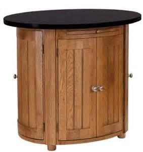 oval kitchen island small oval island granite top