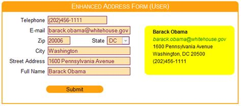 Address Lookup By Name Usps Enhancing How Applications Capture Customer Address Codeproject
