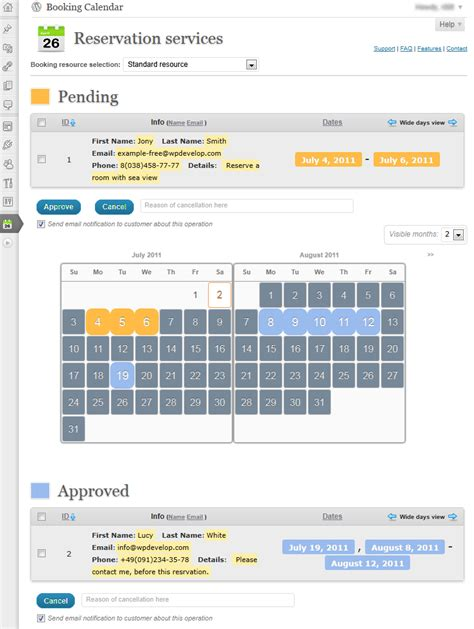Calendar Plugin 6 Best Calendar Plugins