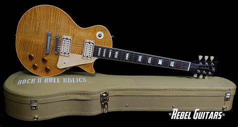 rock and roll relics rock n roll relics heartbreaker in lemon burst rebel