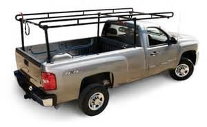 truck accessories weather guard truck steel rack