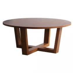 table basse ronde style scandinave brin d ouest