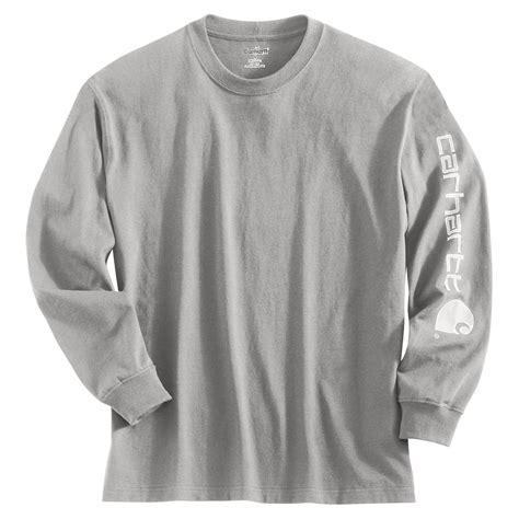 Carhartt Sleeve Logo Original carhartt s sleeve graphic logo t shirt model k231 northern tool equipment