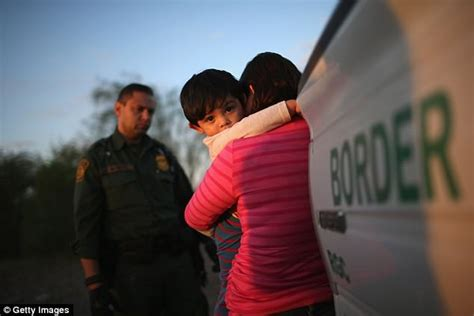 illegal kids pics trump to put illegal immigrants children in military bases