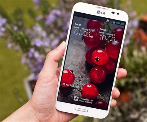 when did the android phone come out lg hey we re coming out with a new flagship phone in q3 so ignore today s portfolio