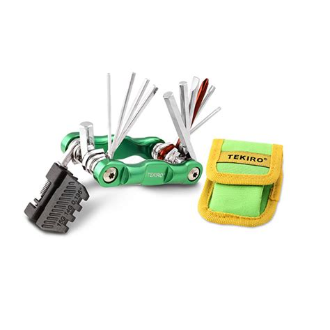 Tekiro Bike Toolkit Set 10 Pcs fixco mart