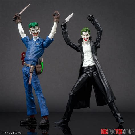 figure new 52 dc collectibles new 52 joker 2nd version photo shoot