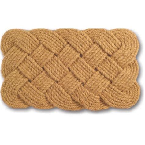 Jute Doormat doormats imports decor rope jute door mat 30 inch by 18 inch