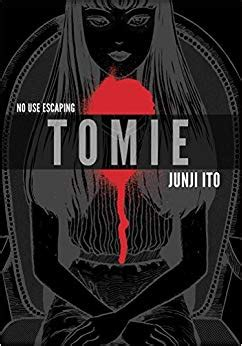 libro tomie complete deluxe edition tomie complete deluxe edition junji ito 9781421590561 amazon com books