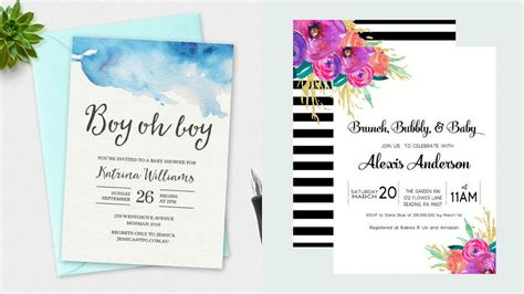 Baby Shower Invites Diy by Diy Decorations For Your Next Baby Shower Venuescape