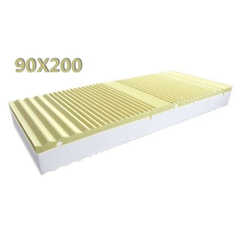 materasso 90 x 200 materasso king size memory 90x200 fodera aloe vera