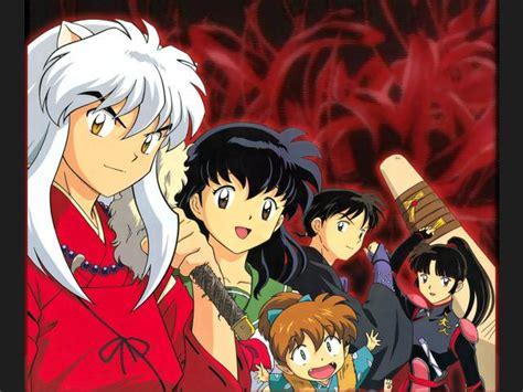 imagenes del anime inuyasha lista personajes de inuyasha